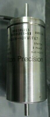 Clifton Precision Ii-bhw-40vwf67 Brushless Resolver
