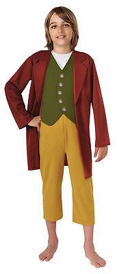 The Hobbit Movie Bilbo Baggins Child Boys Costume Tolkien Theme Party Halloween](Bilbo Halloween Costume)