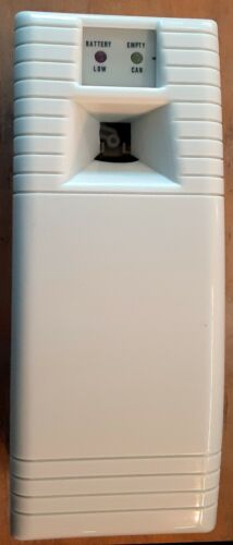 Automatic Metered Aerosol Air Freshener / Insect Repellent Wall Dispenser