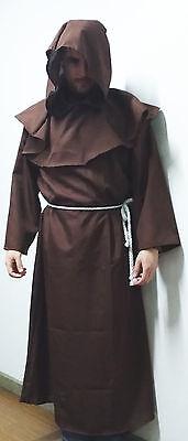 Mönchskostüm Mönch Mönchskutte Fasching Karneval Jungesellenabschied Halloween