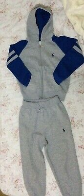 Polo Tracksuit Small 9-10 Years Old