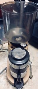 Nouva Simonelli MDX retro espresso coffee grinder Negotiable
