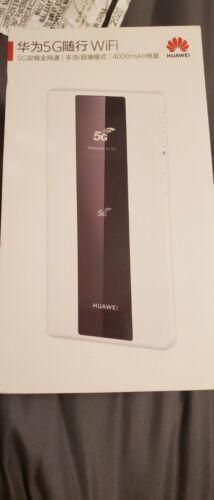 Huawei 5G Mobile WiFi Pro E6878-370 Huawei 5Gwifi Hotspot wi
