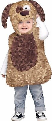 Toddler Puppy Costume (Infant Toddler Cuddly Puppy Animal)