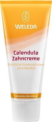 Weleda Calendula Creme (Weleda Calendula Zahncreme 75ml, **Rabatt ab 2 Stk.**)