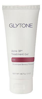 Glytone GL Acne 3P Treatment Gel 2 oz 60 ml. Sealed Fresh