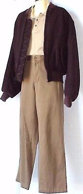 Spartan Outfits ('SPARTAN' (2004) DEREK LUKE 3 PC OUTFIT MOVIE WARDROBE VAL)