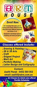 Art House - Drawing & Hobby Classes for Kids at Glenfield Glenfield Campbelltown Area Preview