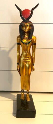 ARTISANS GUILD INTERNATIONAL EGYPTIAN STATUE HATHOR AGI