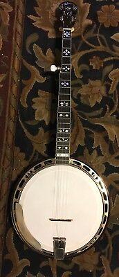 1927 Gibson TB-3 5-String Conversion Banjo