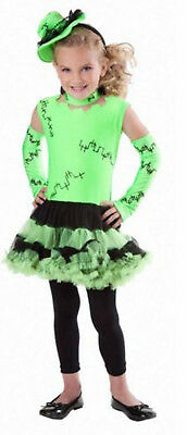 Monster Mash Costumes (Princess Paradise Costume-Monster Mash Dress,Arm Warmers,Hat,Choker  6 8)