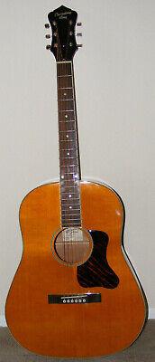 Recording King RAJ-112-NA Slope Shoulder Acoustic Guitar - Natural