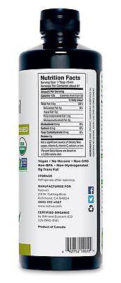 Nutiva Organic Hemp Oil 24 Ounce 3