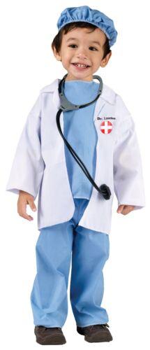 Toddler Doctor Dr. Littles Costume