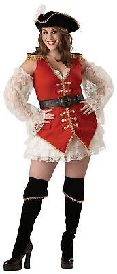 Piraten Schatz Erwachsene Übergröße Kostüm Damen Sexy Cosplay - Übergröße Kostüm Piraten