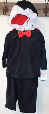 New Carter's Three Piece Dracula Halloween Costume Size 3-6 Month - 3 6 Month Halloween Costumes
