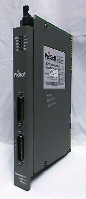 Prosoft 3100-mcm Communication Interface Module Allen Bradley Plc -free Shipping