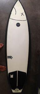 Hayden Shapes Custom Merlot surfboard 5'6 Byron Bay Byron Area Preview
