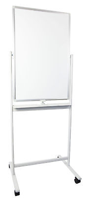 Vivo Mobile Dry Erase Board 24 X 36 Magnetic Double Sided Whiteboard Stand