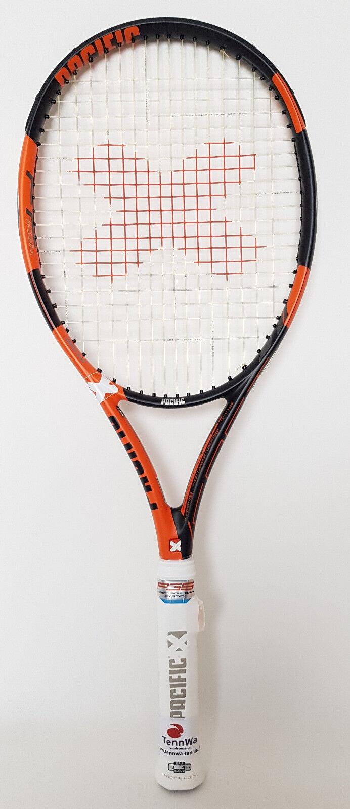 NEU: PACIFIC X Fast Pro 310g - Tennisschläger mit Besaitung - statt 229,95 EUR*