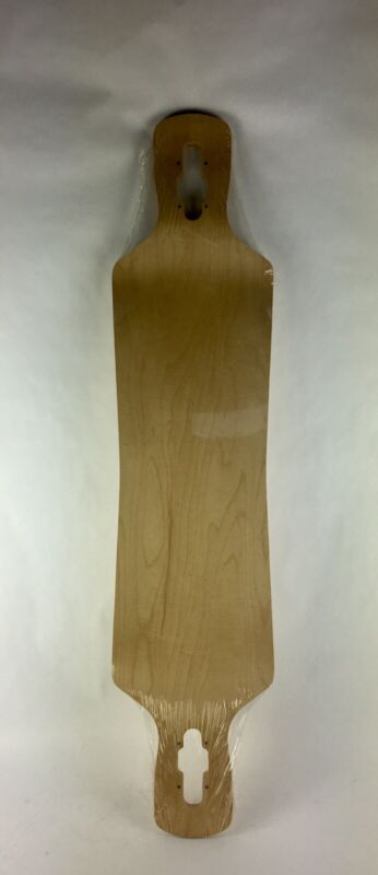 "Natural Drop Through Downhill  Longboard 9.75 X 41.75"" skateboard freeride deck"