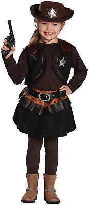 Little Cowgirl Cowboy Kinder Karneval Fashing Kostüm 104-164 (Kinder Cowgirl Kostüm)
