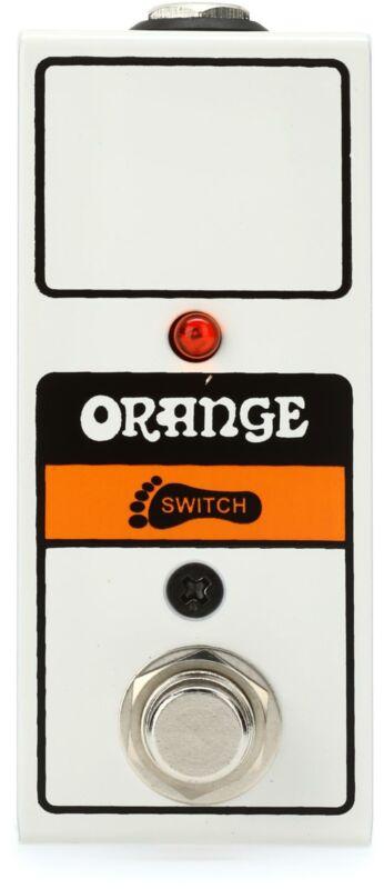 Orange FS-1 Single Button Footswitch - Mini