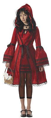 Costumes For Girl Tweens (California Costumes Red Riding Hood Girl Junior Tween XL 12-14)
