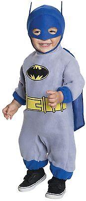 Rubies Batman Kleinkinder Kinder Strampler Halloween Kostüm - Kleinkind Jungen Batman Kostüm