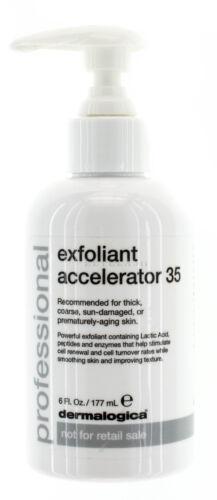 Dermalogica Exfoliant Accelerator 35 Professional Size ( 6 fl oz / 177 mL ) AUTH