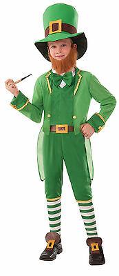 Little Leprechaun - Irish St. Patrick's Day Child Costume - Irish Leprechaun Costume