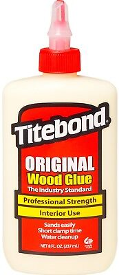 Titebond Original Wood Glue Professional Yellow Woodworking 4 Oz Tight Bond 5062
