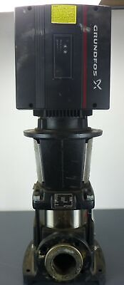Grundfos 2-stage 2-12 Cre45-1-1 A-g-a-e-kuhe Inline Ansi Booster Pump Wvf...