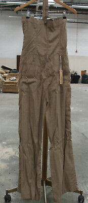 Designer Diesel BNWT Splendid All-In-One Beige Brand NEW With Tags Jumpsuit