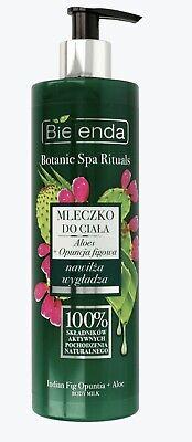 Bielenda Mleczko Do Ciała , Body Milk , Aloes + Opuncja Figowa...