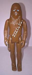 Vintage Star Wars Chewbacca Action Figure Kenner Golden Grove Tea Tree Gully Area Preview