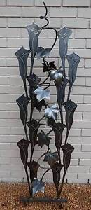 Steel Garden Art Lily and Ivy Roleystone Armadale Area Preview