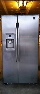 GE Profile Stainless Steel Refrigerator
