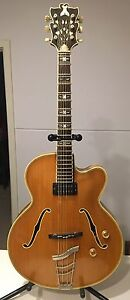 Hofner Committee Archtop Circa 1955 Wembley Downs Stirling Area Preview