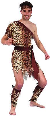Höhlenmensch Kostüm für Herren - 50 Kostüm Für Herren