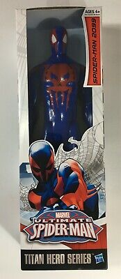 New - Ultimate Spider-Man 2099 - Titan Hero Series 12 inch Action Figure
