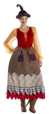 Adult Mary Costume (Hocus Pocus Movie Costume Mary Adult)