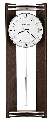 625-695 -HOWARD MILLER- DECO WALL CLOCK  625695