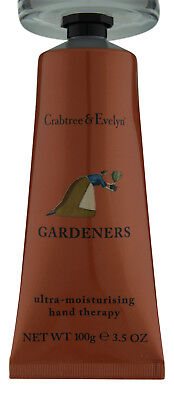 Crabtree & Evelyn Gardeners Hand Therapy 100 g. Sealed Fresh