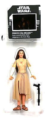 Ewok Outfit (Loose Princess Leia Ewok Celebration Outfit with Slide Star Wars POTF 3 3/4