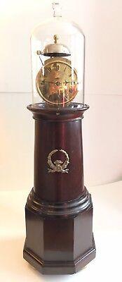 Simon Willard Lighthouse Clock Patent Alarm Timepiece 20th Century Reproduction