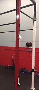 2x Crossfit pull up/weight lifting rack/rig for sale