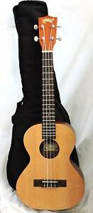 MOJO MTU-80S-NST - Solid Top Tenor Uke Burwood Whitehorse Area Preview