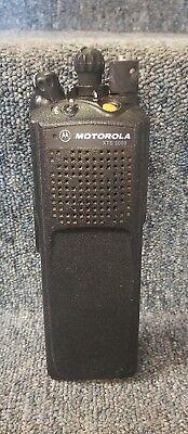 Xts5000 P25 700800 Mhz Digital Model I Motorola H18ucc9pw5an 8 Mbyte Fm Approve