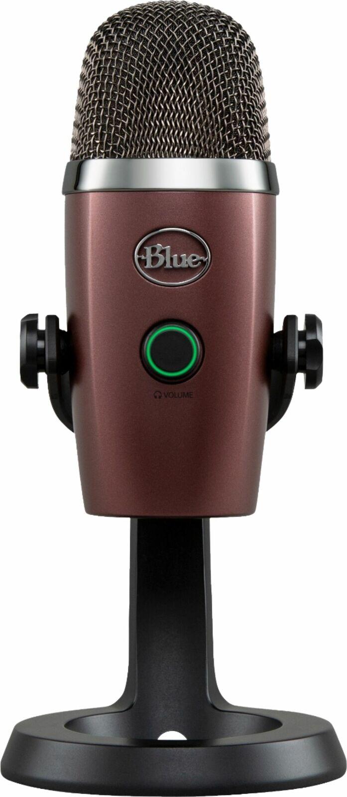 NEW Blue Yeti Nano Premium USB Mic for Recording and Streami